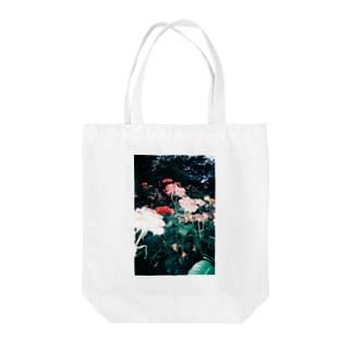 花壇 Tote bags