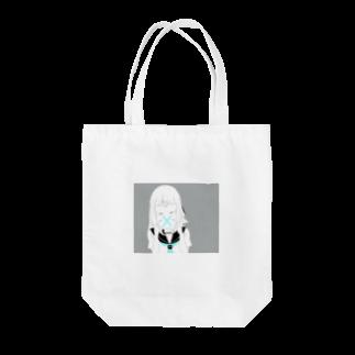 るる✩翔ちゃんの専属絵師✩の無言 Tote bags