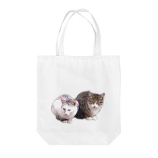 可愛い★猫ちゃん達 Tote bags