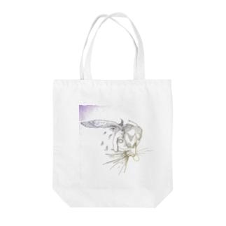 天使ちゃん Tote bags