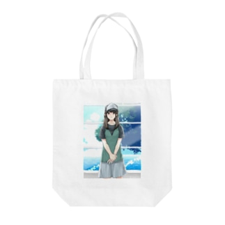 SummerVacation Tote bags