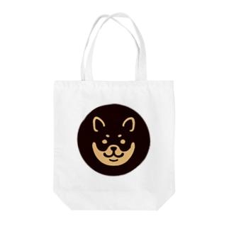 chi-bitのSHIBAT - クロシバ Tote bags