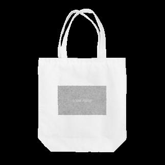 ROCKONの砂嵐♩ Tote bags