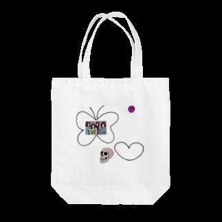 iibbuukkii_のF4TV Tote bags