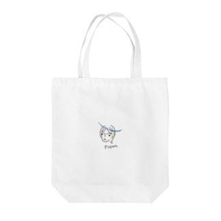 nounnaunのnoun(那温) Tote bags