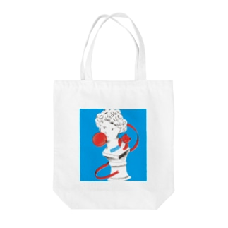 "TALKING PLASTER ""CHILDISH"" Tote bags"