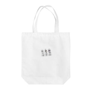かがなつのtha  gils Tote bags