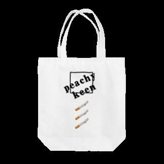 hina moritaのたばこ Tote bags