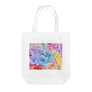 palette.2(横ver.) Tote bags