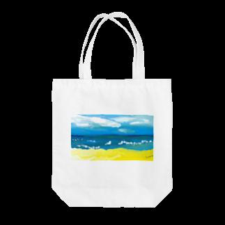APLYのStories by beach - Karon Tote bags