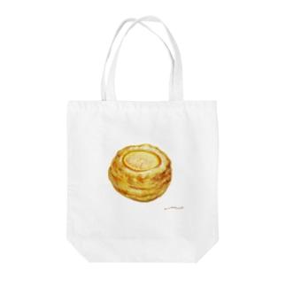マーマレードデニッシュ Tote bags