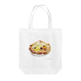 洋梨のタルト Tote bags