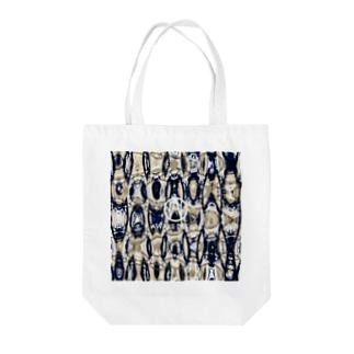 awake334 Tote bags