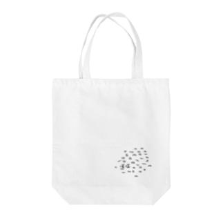 毛玉 Tote bags