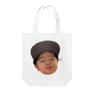 さくぱん Tote bags