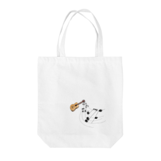 Lily bird(о´∀`о)の奏でるギター フルカラー② Tote bags