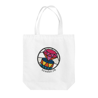 イノたまごラボのSendai.rbロゴ Tote bags