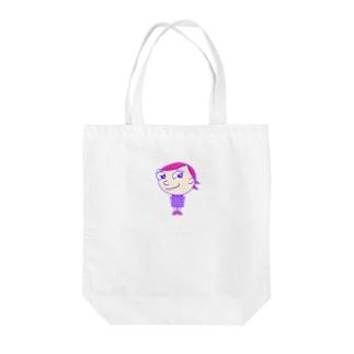 ジロリ charlie  Tote bags