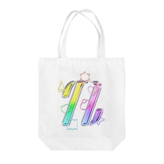 noxmermaid・symbol Tote bags