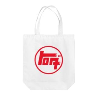 トロダ トヨタのパロディ Tote bags