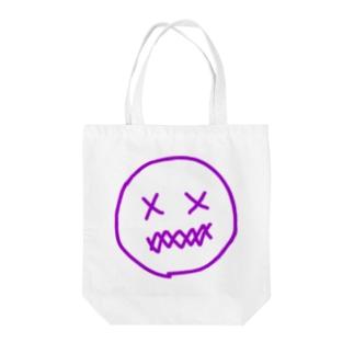 X♡X Tote bags
