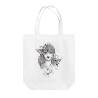 Beautiful butterfly Tote bags