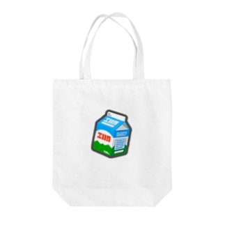 元気ミルク Tote bags