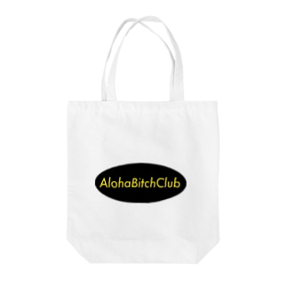 AlohaBitchClub オリジナル Tote bags