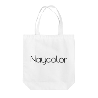 Naycolor ロゴグッズ Tote bags
