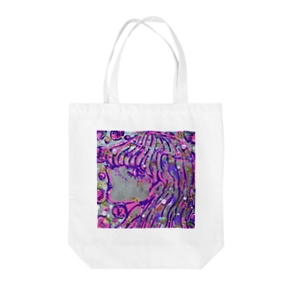 kirakira Tote bags