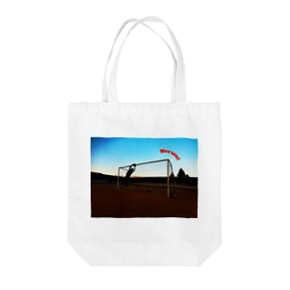 Nice save!  サッカー Tote bags