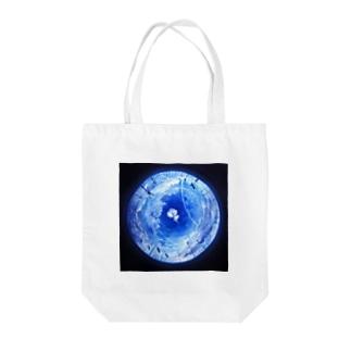 アイジロタウン出張販売店の[ 風巡り ] Tote bags