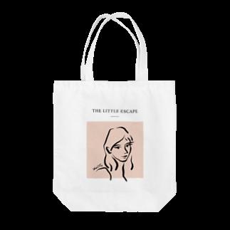 イラストレーター kimixのLukewarm Tote bags