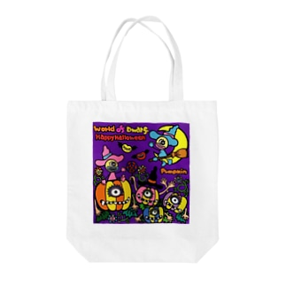 World of Dwarf Tote bags