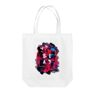 「 BEAT 」 Tote bags