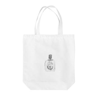 香水 Tote bags