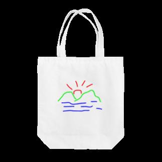 NIPPASHI SHOP™の谷間にSUN Tote bags