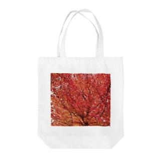 秋 Tote bags