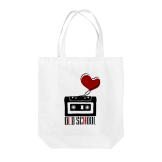 Compact Cassette / Old School Tote bags
