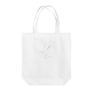 飯野 美穂 / miho iinoの空へ Tote bags
