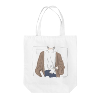 the girl / 1 Tote bags
