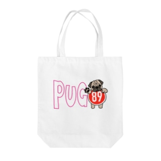 ぱぐ-PUG-パグ-パーグー バッグ Tote bags