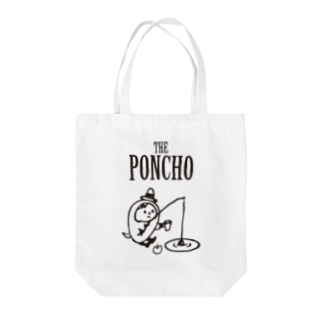 The Poncho Tote bags