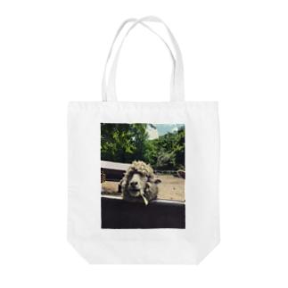 musicReeのヒツ次元 Tote bags