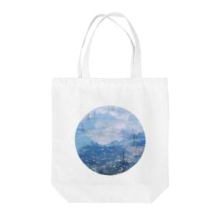 MIKAGAMI Tote bags