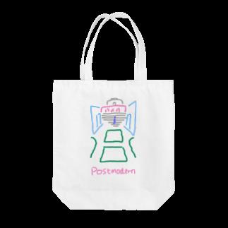 NIPPASHI SHOP™のポストモダンけんちく Tote bags