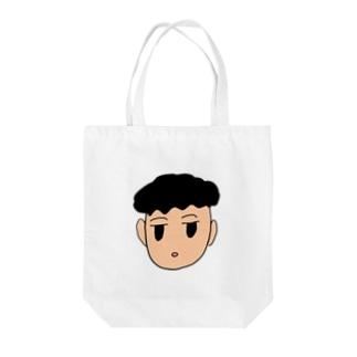 お家の隅で〜ネズミショップ〜の僕 Tote bags