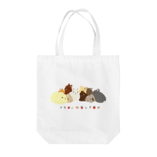 十兎 Tote bags
