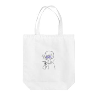 Rikushiトートバッグ Tote bags