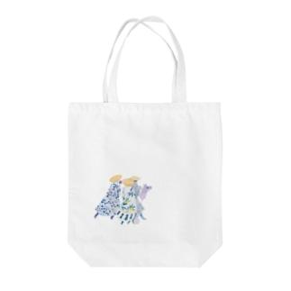 misuzuoyamaの三人組 Tote Bag